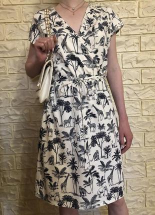 Платье ( вискоза)