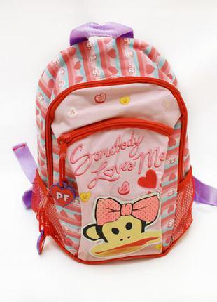 Стильный рюкзак paul frank somebode love me. оригинал.