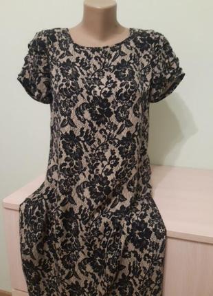 Шелковое платье michael kors, шелк