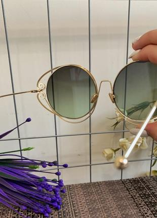 Солнцезащитные очки на крупное личико2 фото