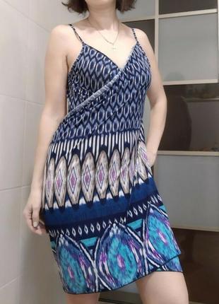 Пляжное платье трансформер