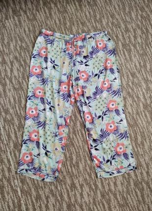 Лёгкие летние штаны большой размер