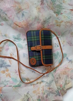 Итальянская сумочка от luigi