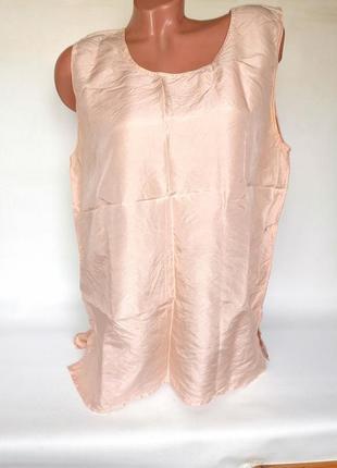 Блузка 100% шелк (к000)