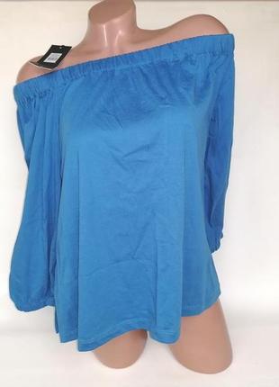 Новая с биркой натуральная легкая футболка со спцщенными плечами tommy hilfiger оригинал (к003)3 фото