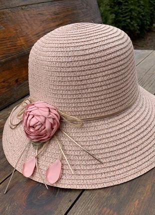 💝красивейшие солнцезащитные шляпки из рафии расцветки