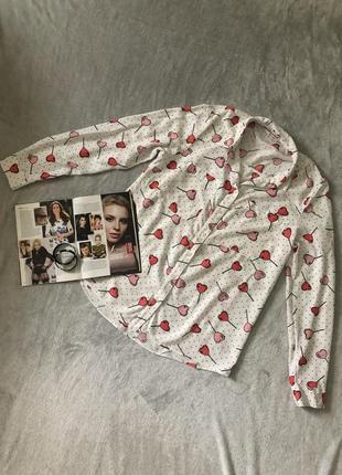 Шикарная вискозная рубашка1 фото