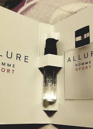 Оригинал пробник мужской парф. воды