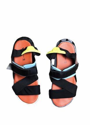 Шлёпанцы босоножки adidas y-3 yohji yamamoto