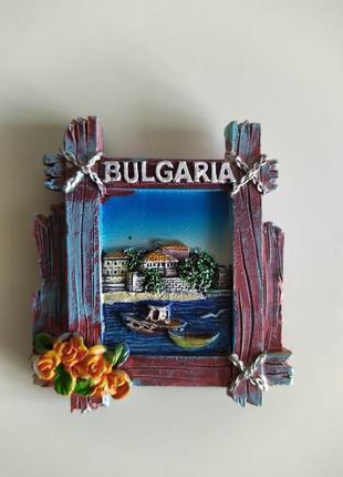 Магнит на холодильник из болгарии