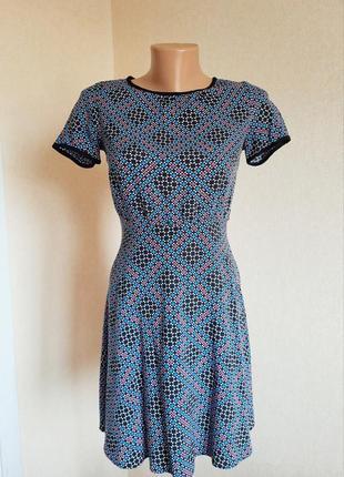 Платье warehouse вискоза плаття сукня мини міні