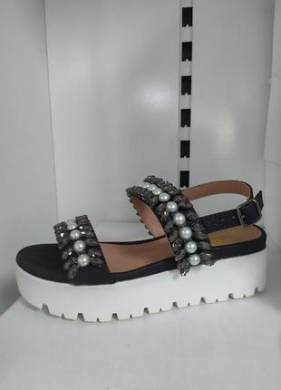 Женские босоножки сандали на платформе