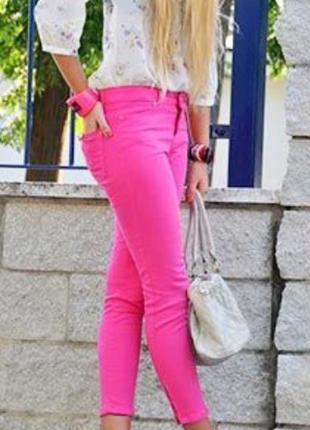 Джинсы летние, брюки