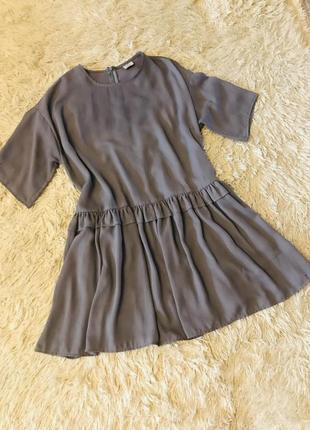 Платье шелковое asos