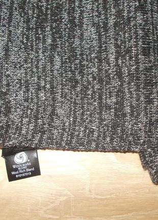 Шарф шерстяной, перчатки от tcm tchibo, германия