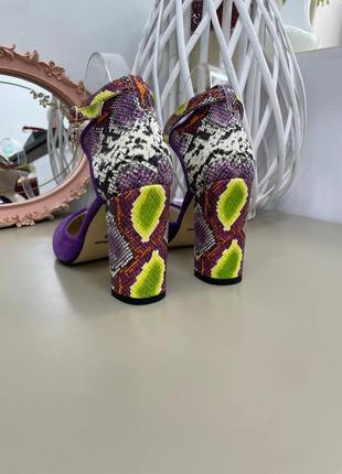 Туфли лодочки босоножки6 фото