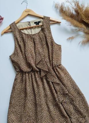 Воздушное  платье h&m3 фото