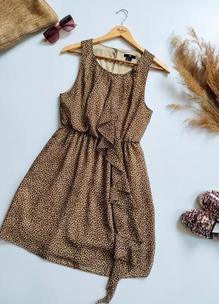 Воздушное  платье h&m1 фото