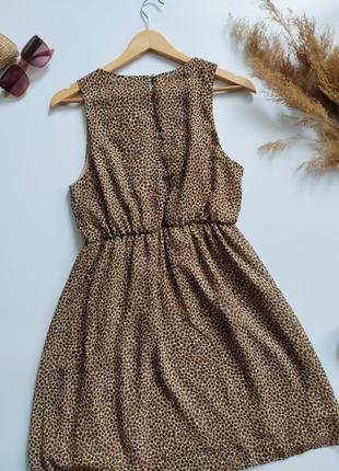 Воздушное  платье h&m6 фото