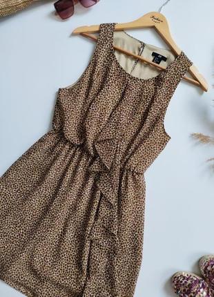 Воздушное  платье h&m2 фото