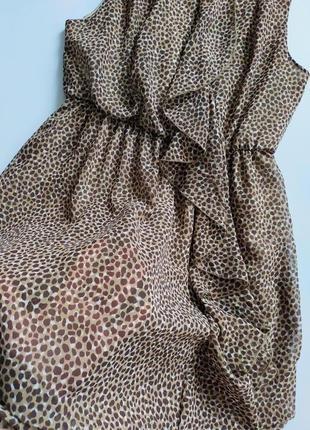 Воздушное  платье h&m9 фото