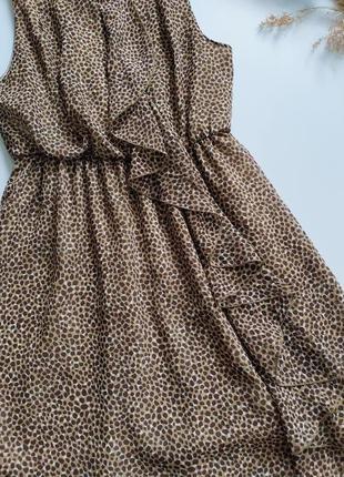 Воздушное  платье h&m4 фото
