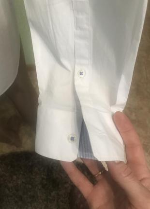 Идеальная базовая рубашка в стиле бойфренда6 фото