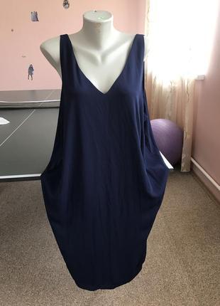Платье двойное спрямляющее54-56