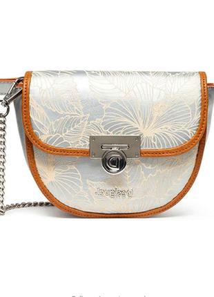 Женская поясная сумочка кроссбоди desigual
