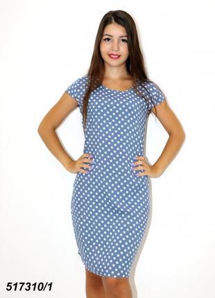 Платье летнее размер 42, 44 46 не тянется, мало мнётся