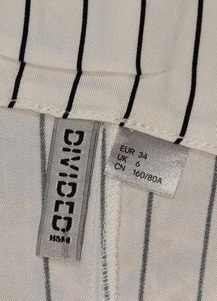 Новое платье, сарафан h&m из натуральной ткани.5 фото