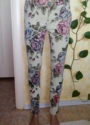 Стильные бархатные джинсы скинни/штаны/брюки/джеггинсы/джинсы/юбка/платье