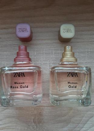 Духи парфюмированная вода zara