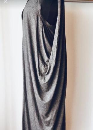 Оригинальное стильное платье из вискозы в стиле бохо