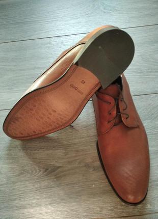 Мужские туфли vero cuoio