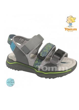 Босоножки сандалии tom.m для мальчика босоніжки сандалі для хлопчика