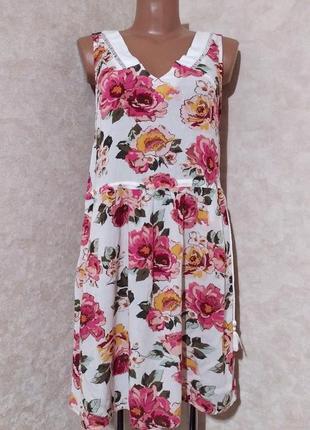 Пляжное платье миди next beachwear, m/10