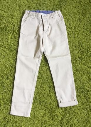 Тонкие штанишки h&m