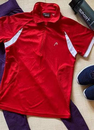 Женская футболка, поло, тенниска head