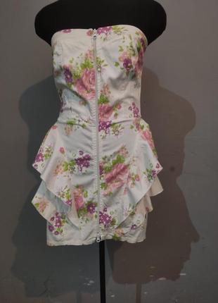 Платье в стиле 2000х