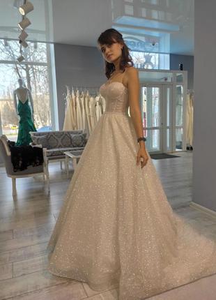 Свадебное платье коллекция 2021