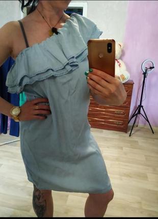 Джинсовое платье,джинсовый сарафан