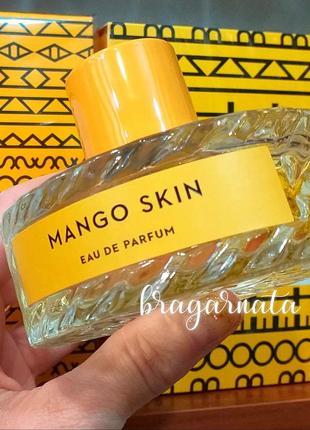 Mango skin🥭 цена👍парфюмированная вода для женщин и мужчин