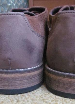 Туфли оксфорды dune р.42. оригинал6 фото