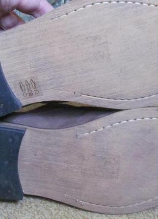 Туфли оксфорды dune р.42. оригинал9 фото