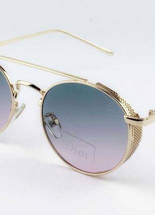 Распродажа 🔥трендовые круглые очки солнцезащитные с шорами