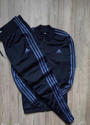 Спортивный костюм adidas original коллекция 2020 года