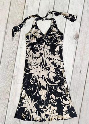 Платье сарафан с цветочным принтом next