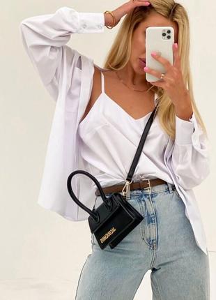 Комплект блуза+маечка
