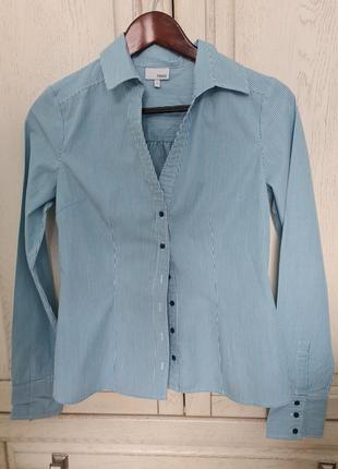 Рубашка next стильная
